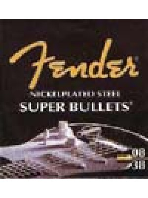 Fender Super Bullets 8  8-38