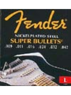 Fender Super Bullets 9  9-42