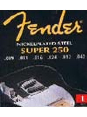 Fender Super 250s  9-42