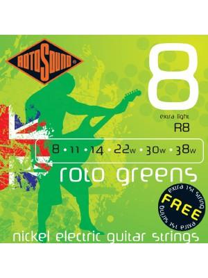 Roto Greens R8            8-38