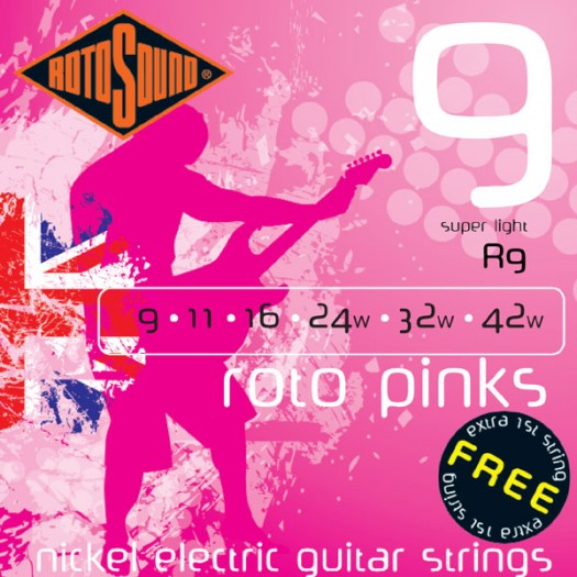 Roto Pinks R9             9-42