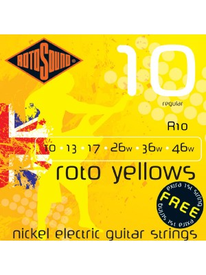 Roto Yellows R10         10-46
