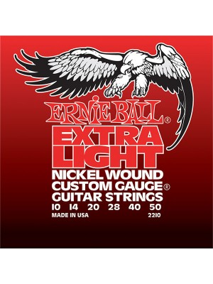 Ernie Ball nickle X-Lt   10-50