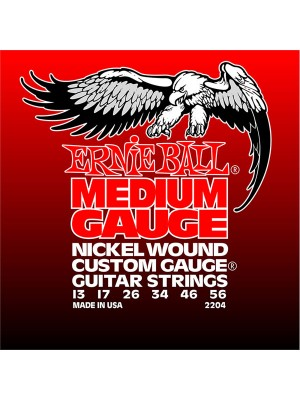 Ernie Ball nickle Medium 13-56