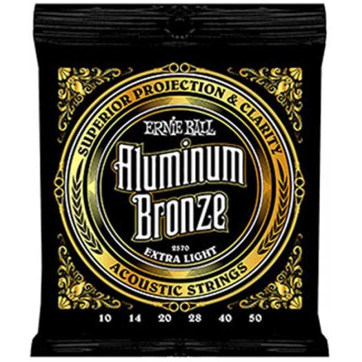 Aluminum Bronze Acoustic XLt