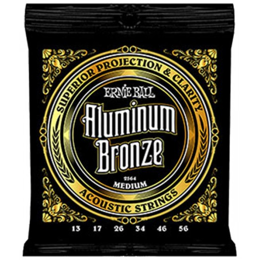 Aluminum Bronze Acoustic Med