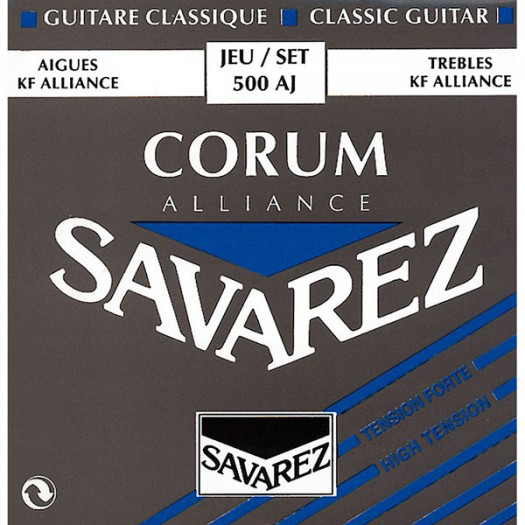 Savarez Corum Alliance AJ set
