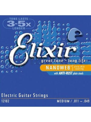 Elixir Electric NanoWeb 11-49