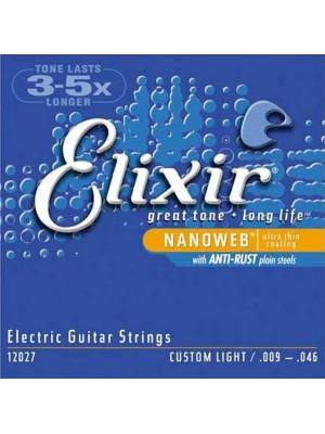 Elixir Electric NanoWeb 9-46