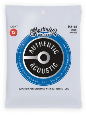 Martin Bronze M140 Light 12-52