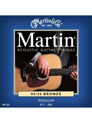 Martin Bronze M150 Med   13-56