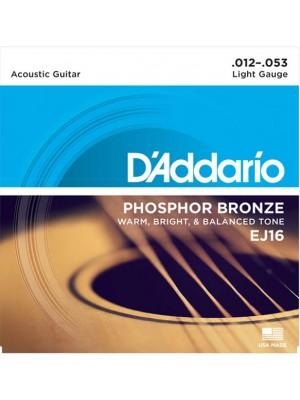 D'Addario EJ16 phos Lt   12-53