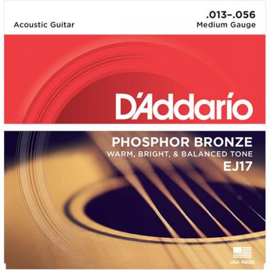 D'Addario EJ17 phos Med  13-56