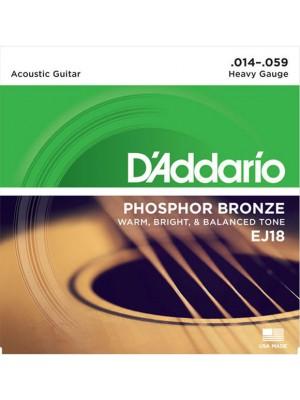 D'Addario EJ18 phos Hvy 14-59