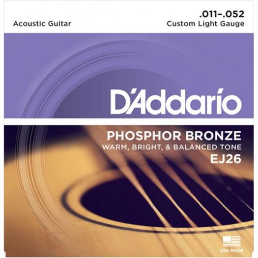 D'Addario EJ26 phos MLt  11-52