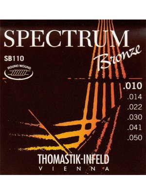 Thomastik Spectrum Bronze 10s