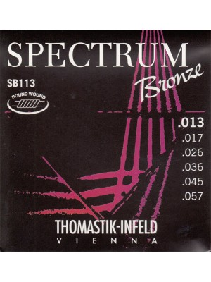 Thomastik Spectrum Bronze 13s