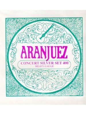 Aranjuez A400 Concert Silver