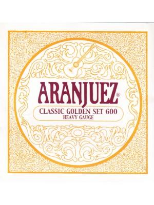 Aranjuez A600 Classic Gold