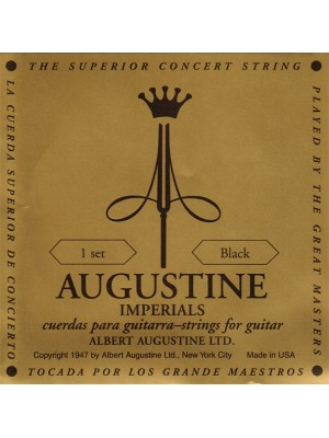 Augustine Imperial Black Nylon