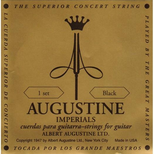Augustine Imperial Black Nylon