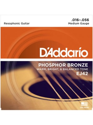 D'Addario EJ42 Resonator Set