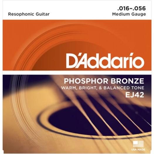 D'Addario EJ42 Resonator Set