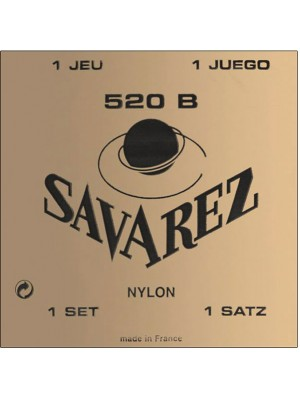 Savarez 520B low tension Nylon