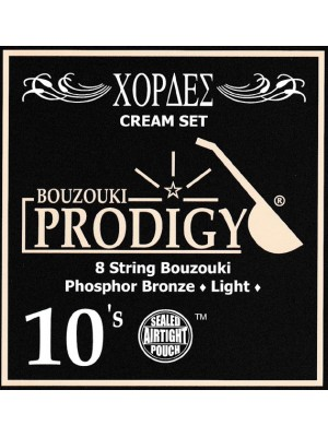 Prodigy Cream Bouzouki Strings