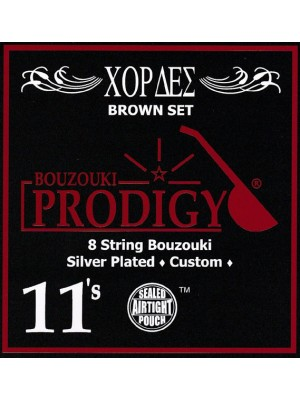 Prodigy Brown Bouzouki Strings