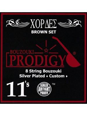 Prodigy Brown Bouzouki Strings