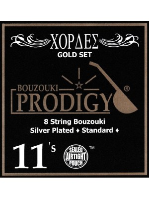 Prodigy Gold Bouzouki Strings