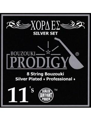 Prodigy Silver Bouzouki Strngs