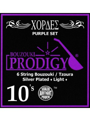 Prodigy Purple Tzoura Strings