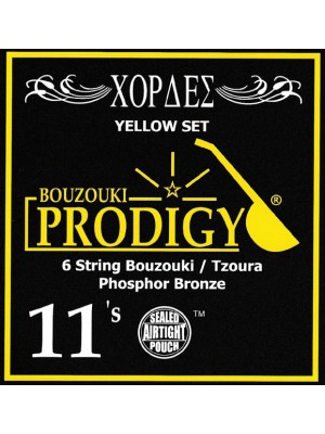 Prodigy Yellow Tzoura Strings
