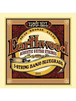 Earthwood 5str Banjo Bluegrass