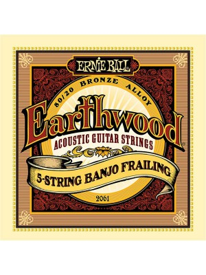 Earthwood 5str Banjo Frailing