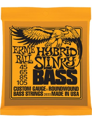 E Ball Hybrd Slinky Bass45-105