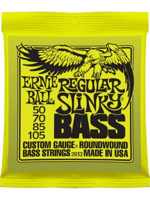 E Ball Reg Slinky Bass  50-105