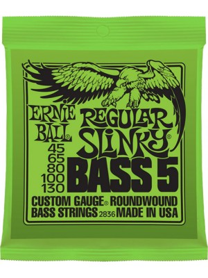 E Ball 5 str Reg Bass 45-130