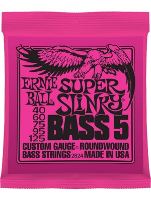 E Ball 5 str Super Bass 40-125