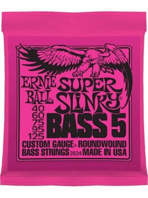 E Ball 5 str Super Bass 40-125