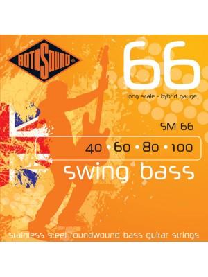 Rotosound Bass SM66     40-100