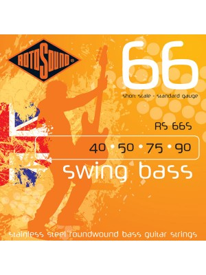 Rotosound Bass RS66S ss  40-90