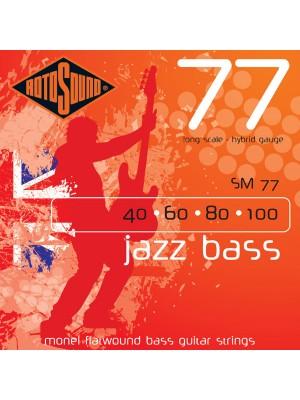 Rotosound J/Bass SM77 40-100