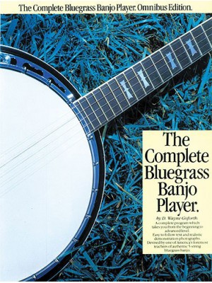 Comp Bluegrass Banjo Player