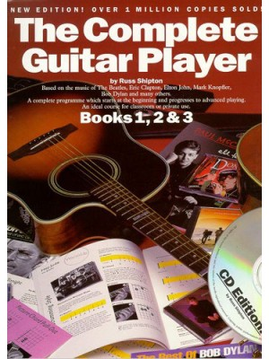 Complete Guitar Player Omni+CD
