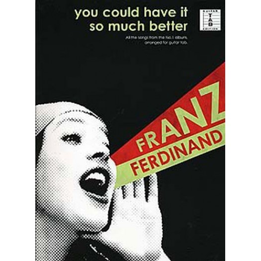 Franz Ferdinand So Much Better