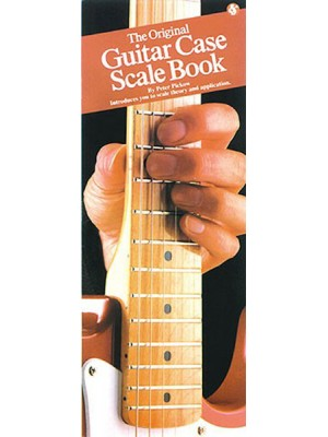 Guitar case Scale Book