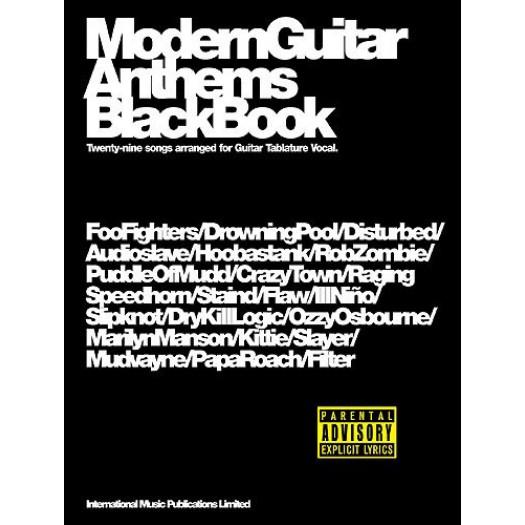 Modern Guitar Anthems